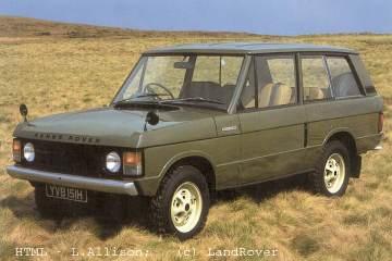 Land Rover Darien >> Range Rover 4x4 by Land-Rover