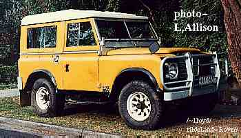 Land-Rover Game SIII