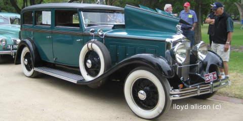 Minerva Classic Car
